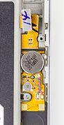 LG E455 Optimus L5 II Dual - right side printed circuit board-2344.jpg