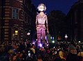 LHomme Debout giant parade at Hull Freedom Festival (geograph 5893957).jpg