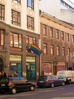 transe oslo geje w norwegii