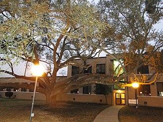 Texas State University System - Image: LU Wimberly Tree