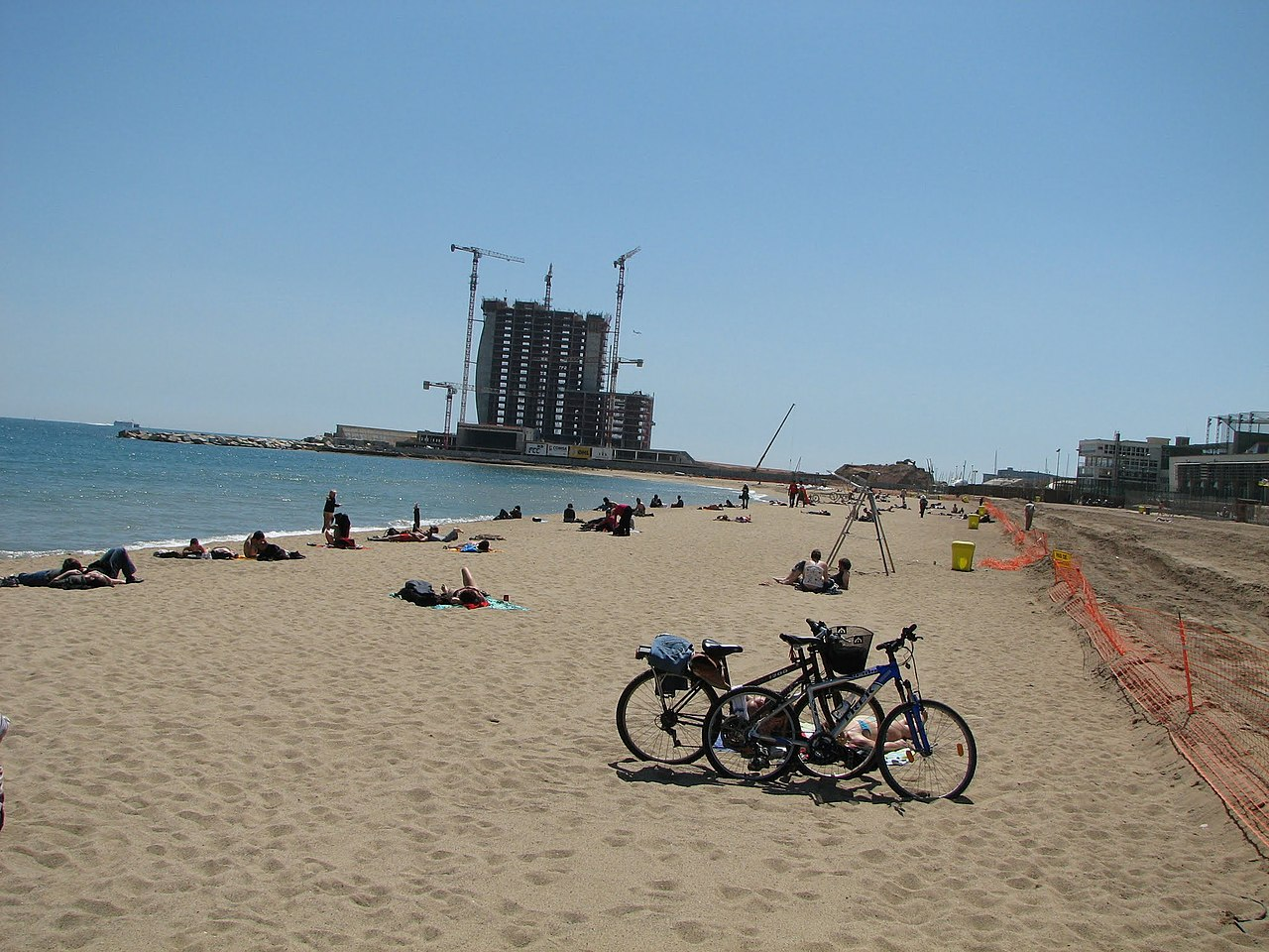 Image result for barcelona cycling
