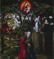 La Concepción de la Virgen. Ambrosius Benson y taller (c. 1530). San Llorente de Losa, Burgos.png