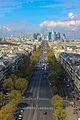 La Defense from Arch de Triomphe 2012.jpg