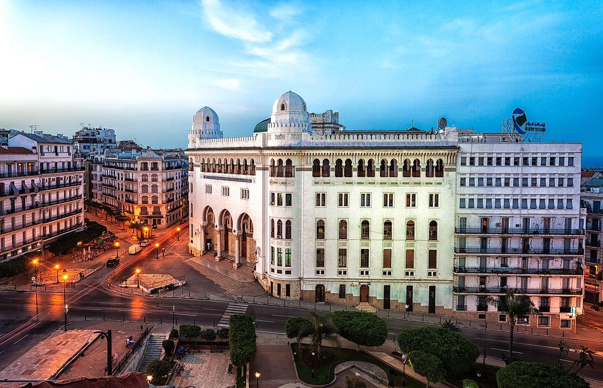 Bouira braquage d un bureau de poste à saïd abid l echo d algérie