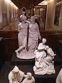 La Paz coronando a la Victoria y La Caridad Romana, Cerámica, sXVIII.jpg