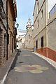 La Vall de Laguar, Fleix, carrer.JPG