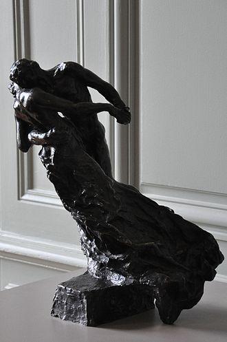 Waltz - Waltz, by Camille Claudel (1893)