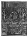 La réception faite au Roy d'Angleterre par le Roy à son arrivée prés Saint-Germain en Laye le sixieme (VIIe) Janvier 1689.png