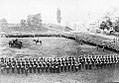 La revue des troupes britanniques sur l esplanade vers 1871.jpg
