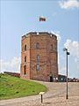 La tour de Gediminas (Vilnius) (7667471896).jpg