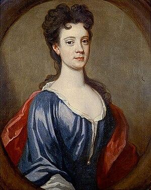 Rachel Chiesley, Lady Grange - Portrait of Lady Grange by Sir John Baptiste de Medina c. 1710