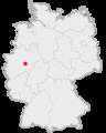 Lage der Stadt Balve in Deutschland.png