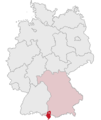 Lage des Landkreises Oberallgäu in Deutschland.PNG