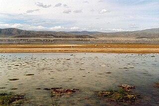 Eduardo Abaroa Province Province in Oruro, Bolivia