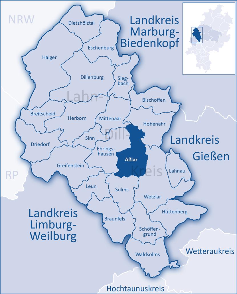 Lahn-Dill-Kreis Asslar
