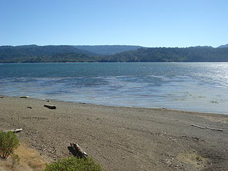 Lake Pillsbury - Image: Lake Pillsbury