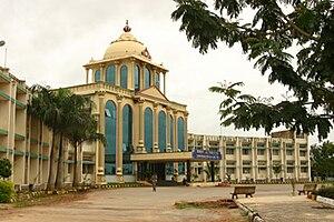 Kuvempu University - Image: Lakkavalli 3