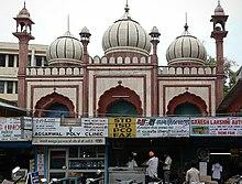 Lal Masjid, Delhi httpsuploadwikimediaorgwikipediacommonsthu
