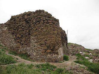 Lambsar Castle - Image: Lambsar Fortress 2