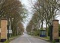 Lancaster Drive approaching HMP Lindholme - geograph.org.uk - 1253808.jpg