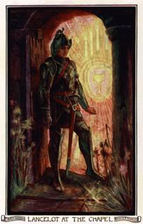 Lancelot Arthurian legend character