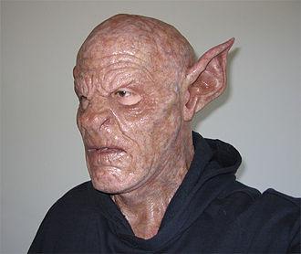 Latex mask - Silicone mask