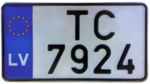 Latvian motorcycle number plate.png