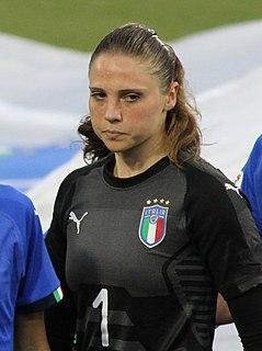 Laura Giuliani Italian association football player