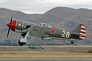 Lavochkin LA-9, Private JP5732548.jpg
