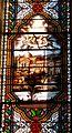 Le Bugue église vitrail Ste Scholastique détail (1).JPG