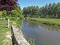 Le fleuve côtier de la Saire dans la commune du Vast - panoramio (1).jpg