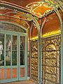 Le hall dentrée du Castel Béranger (Hector Guimard) (5479354274).jpg