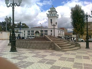 Souk Naamane Commune and town in Oum El Bouaghi Province, Algeria