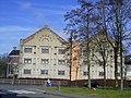 Leeuwarden Blokhuispoort 40 Voormalige Gevangenis Blokhuispoort vanuit het zuiden.JPG