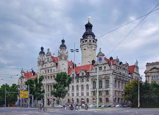 New Town Hall (Leipzig)