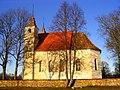 Lenas Roman Catholic Church (Sv. Sakramenta baznīca) 1756. - panoramio.jpg