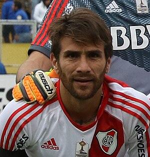 Leonardo Ponzio - Ponzio with River Plate in 2016