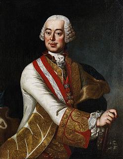 Leopold Joseph von Daun Austrian marshal
