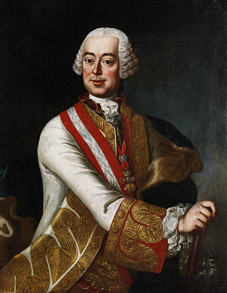 Leopold Joseph von Daun - Image: Leopold Joseph Graf Daun