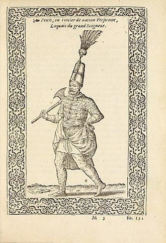 Nicolas de Nicolay - Image: Les navigations, peregrinations et voyages, faicts en la Turquie, par Nicolas de Nicolay no nb digibok 2013080124004 209