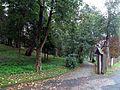 Lesko, park.JPG
