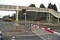 Level crossing, Mill Lane, Dorridge B93, 1 - geograph.org.uk - 2196451.jpg