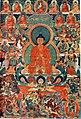 Lhasa - Facing P370 - A Tibetan Tang-ka.jpg