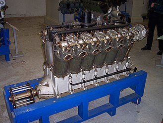 Liberty L-12 - Liberty L-12 aircraft engine