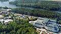 Licheń- Sanktuarium Matki Bożej Licheńskiej. Widok z wieży Bazyliki - panoramio (1).jpg