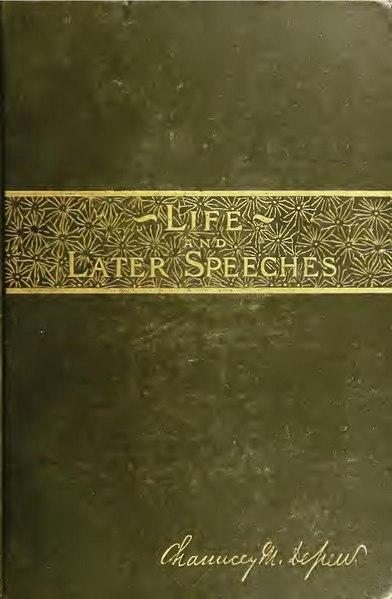 File:Life and later speeches (IA cu31924030923563).pdf