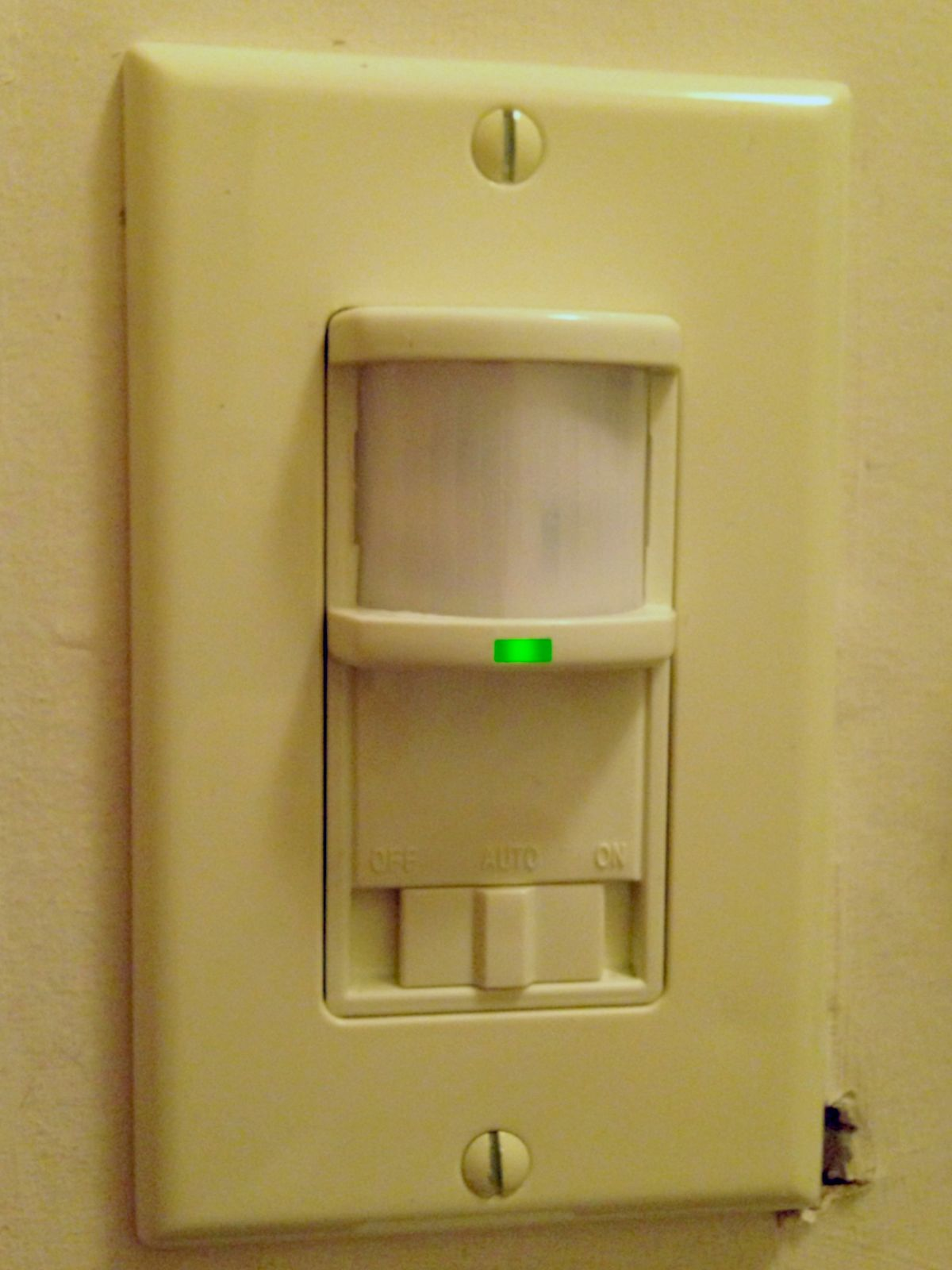 Occupancy sensor