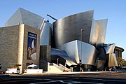 Walt Disney Concert Hall, Frank Gehry, architect