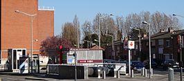 Maison des enfants metrostation wikipedia - Station essence porte des postes lille ...