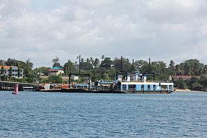 Likoni Ferry - Image: Likoni Ferry, Mombasa, Kenya